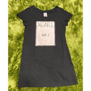 エックスガール(X-girl)のTシャツ xgirl(Tシャツ(半袖/袖なし))