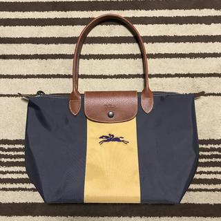 LONGCHAMP - ロンシャン カスタマイズ トートバッグ