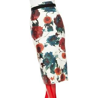 DOUBLE STANDARD CLOTHING - DSC/SOV   美品ロングタイトスカート  Mサイズ