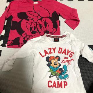 ベビードール(BABYDOLL)のディズニー ミッキー ロンT 80(Tシャツ)