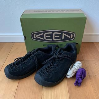 KEEN - KEEN ジャスパー 24cm 黒 新品