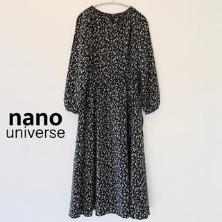 nano・universe - 【新品・未使用】nano universe 福袋 2020 ワンピース 花柄