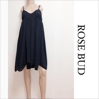ROSE BUD - ROSE BUD キャミ ワンピース♡アダムエロぺ ロペ ザラ ships