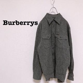 BURBERRY - 90s Burberrys 長袖シャツ MA