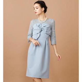 ROYAL PARTY 新品 ワンピース ドレス