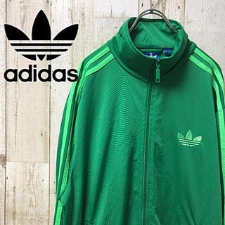 adidas - adidas アディダス ジャージ トラックトップ XOサイズ トレフォイル