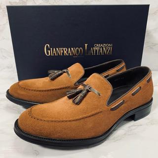 GIANFRANCO LATTANZI  men's  モカシン (26.0)(ドレス/ビジネス)