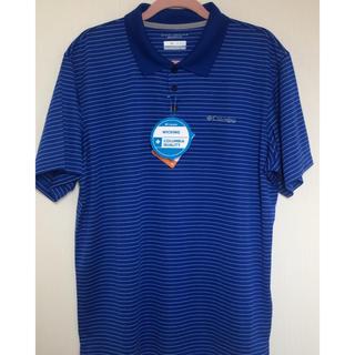 コロンビア(Columbia)のColumbia コロンビア ポロシャツ UPF30(ポロシャツ)