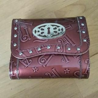 アナスイ(ANNA SUI)のANNA SUI ハリー 三つ折り財布(財布)