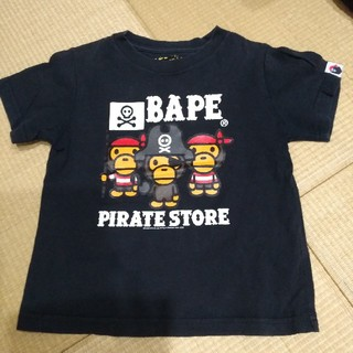 A BATHING APE - キッズ Tシャツ BAPE サイズ110