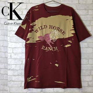 Calvin Klein - 【Calvin Klein Jeans】カルバンクライン カットソー Tシャツ