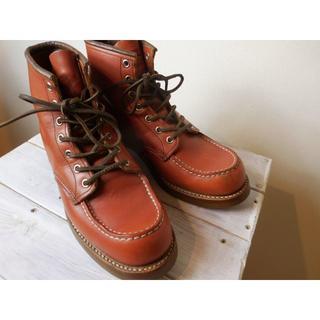 レッドウィング(REDWING)のレッドウイング8875<カスタム> (ブーツ)