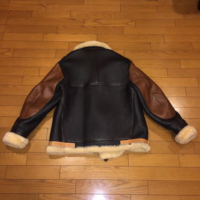 Buzz Rickson's(バズリクソンズ)の【最終価格】ウイリス&ガイガー Type B-3フライトジャケット サイズ38 メンズのジャケット/アウター(フライトジャケット)の商品写真