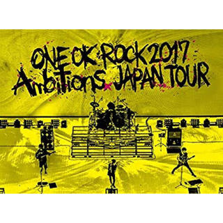ONE OK ROCK - ワンオクロック /one ok rock  ライブDVD ambitions