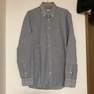 エトロ(ETRO)のETRO エトロ ボタンダウンシャツ ストライプ(シャツ)