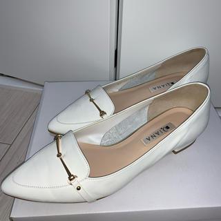 ダイアナ(DIANA)のフラットローファー(ローファー/革靴)