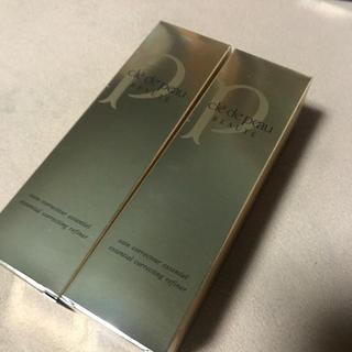 クレ・ド・ポー ボーテ - 新品2本 クレ・ド・ポー ボーテ 美容液