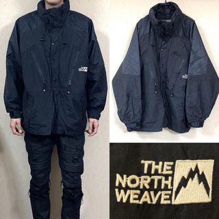 THE NORTH FACE - 90's THE NORTH WEAVE ノースウェーブ ナイロンジャケット