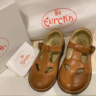 Caramel baby&child  - EUREKA♡ Two Eyes- low cut♡25 革靴