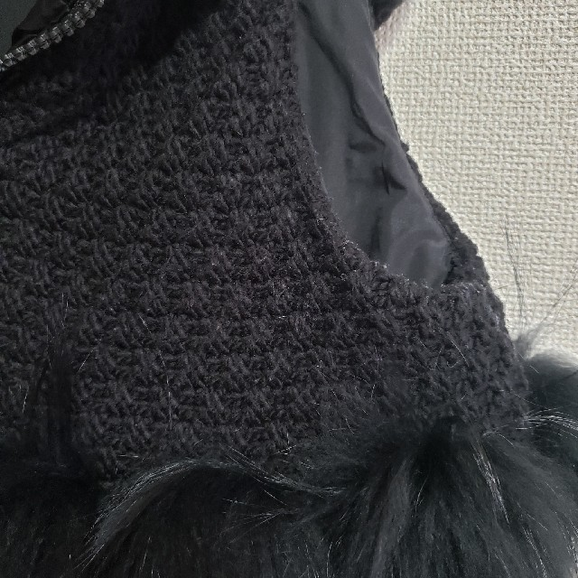 バースデーバッシュ ダウンベスト レディースのジャケット/アウター(ダウンベスト)の商品写真