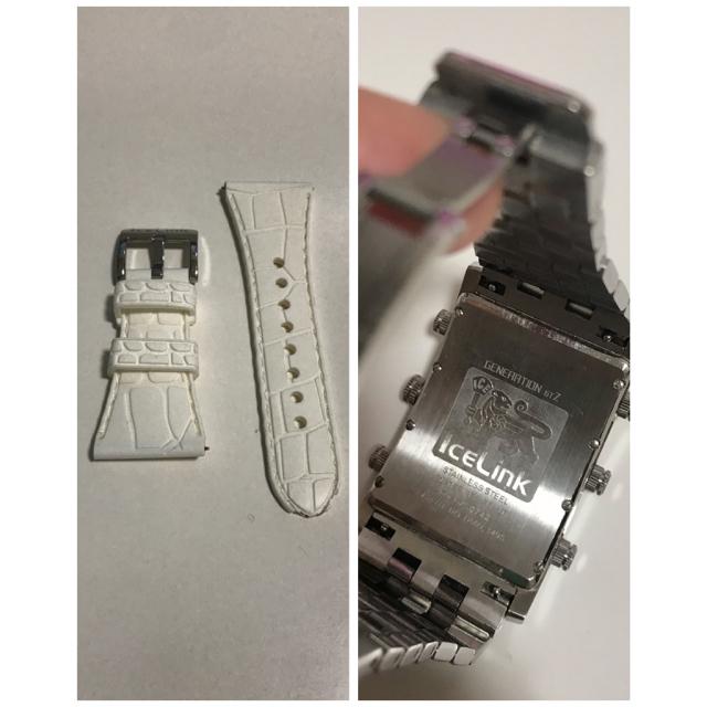 AVALANCHE(アヴァランチ)のAVALANCHE  ICE LINK メンズの時計(腕時計(アナログ))の商品写真