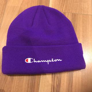 チャンピオン(Champion)のチャンピオン ニット帽(ニット帽/ビーニー)