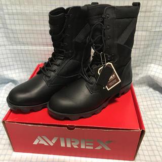 アヴィレックス(AVIREX)の新品未使用 AVIREX  アーミーコンバットブーツ AV2001(ブーツ)