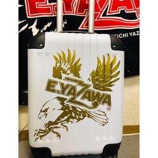 ✨新品/未使用 オリジナル 軽量 スーツケース SSサイズホワイト(スーツケース/キャリーバッグ)