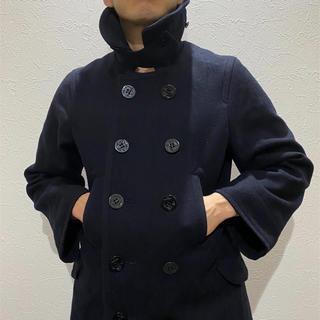 エンジニアードガーメンツ(Engineered Garments)のDAILY WARDROBE INDUSTRY◆メルトンピーコート(ピーコート)