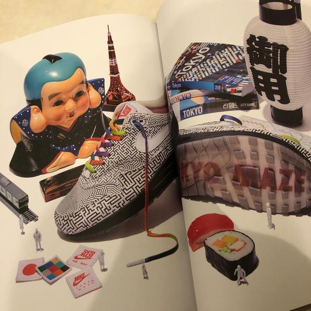 atmos(アトモス)のVISIBLE by atoms AIR MAX MAGAZINE エンタメ/ホビーの本(その他)の商品写真
