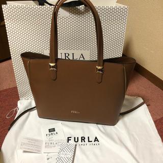 Furla - FURLA トートバック ブラウン