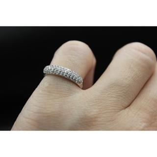 PonteVecchio - ポンテヴェキオ ハーフエタニティー ダイヤモンド 0.4ct k18WG