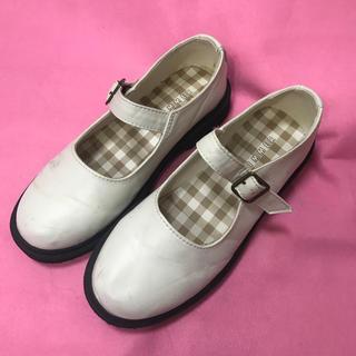 SWIMMER 白 靴(ハイヒール/パンプス)
