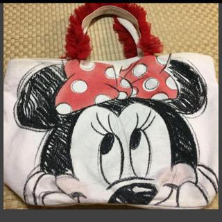 ディズニー(Disney)のミニーマウス マザーズバッグ トート(マザーズバッグ)