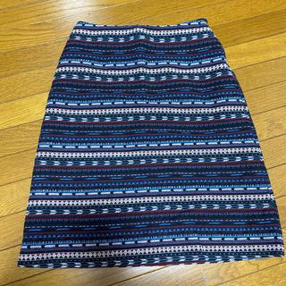 ダブルクローゼット(w closet)のタイトスカート(ひざ丈スカート)