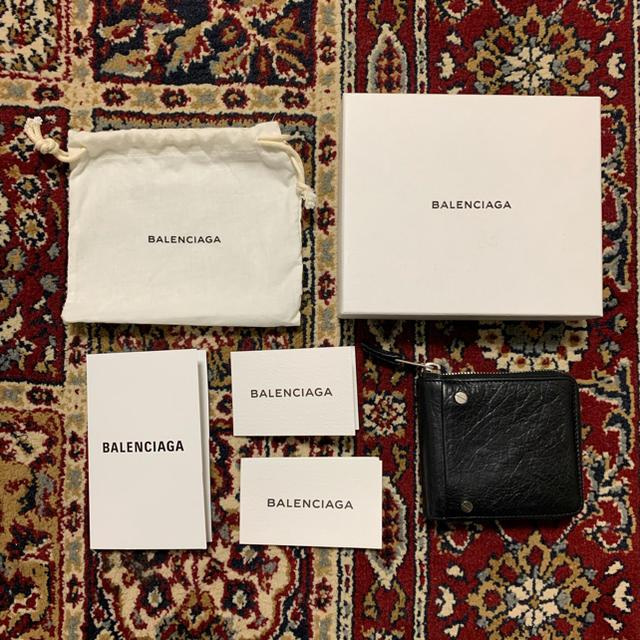 Balenciaga(バレンシアガ)のBALENCIAGA 財布 メンズのファッション小物(折り財布)の商品写真