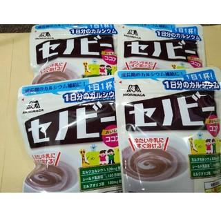 森永製菓 セノビー 84㌘ 4袋