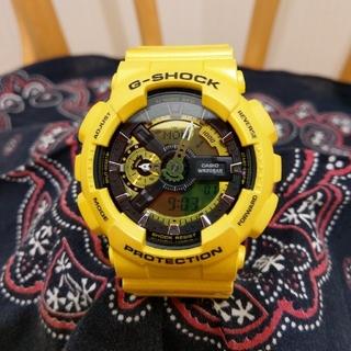 ジーショック(G-SHOCK)のG-SHOCK GA110NM-9A 中古品(本体のみ)(腕時計(デジタル))