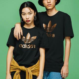 adidas - 新品アディダスTシャツ トレフォイル Mサイズ