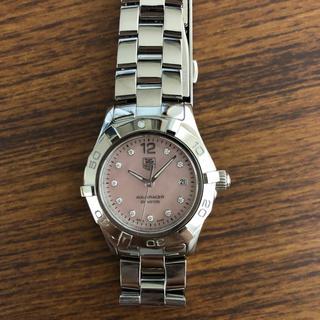 タグホイヤー(TAG Heuer)の【期間限定価格】 タグホイヤーアクアレーサー WAF141A レディース(腕時計)