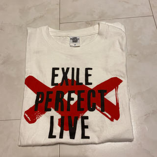 エグザイル(EXILE)のEXILE PERFECT LIVE Tシャツ(ミュージシャン)