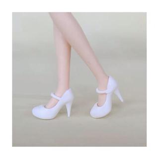 靴 ストラップパンプス ドール用