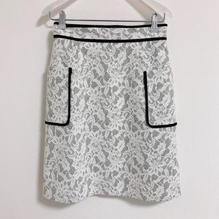 Apuweiser-riche - apuweiser♡レースボンディングスカート