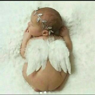 ニューボーンフォト 天使