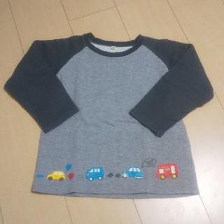 アカチャンホンポ(アカチャンホンポ)のトレーナー 男の子 車柄 120(Tシャツ/カットソー)