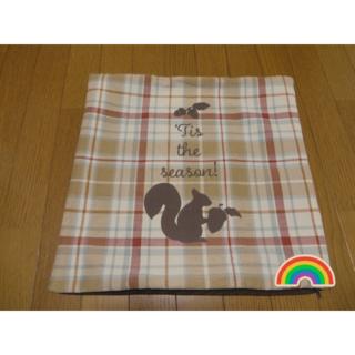 ニトリ(ニトリ)のニトリ★クッションカバー.IKEA.45×45(クッションカバー)
