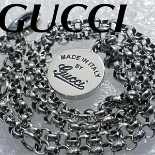 Gucci - 美品 GUCCI ヴィンテージネックレス
