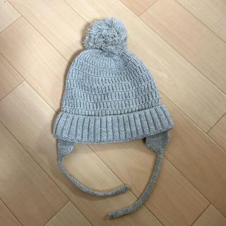 ザラキッズ(ZARA KIDS)の【美品】ベビー 帽子 ニット帽(帽子)