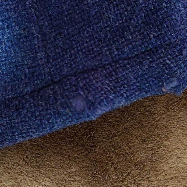 RU(アールユー)のアールユージーンズ ハーフコート レディースのジャケット/アウター(ロングコート)の商品写真