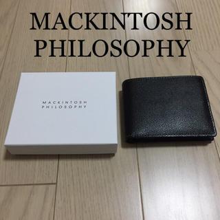 マッキントッシュフィロソフィー(MACKINTOSH PHILOSOPHY)のMackintosh Philosophy マッキントッシュ 二つ折り財布(折り財布)